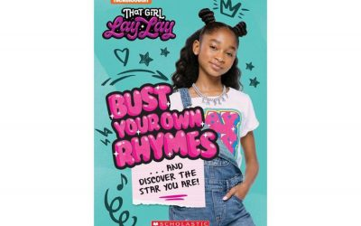 """SCHOLASTIC AND NICKELODEON SIGN PUBLISHING DEAL FOR BOOKS ABOUT VIRAL TEEN HIP-HOP ARTIST ALAYA """"THAT GIRL LAY LAY"""" HIGH"""